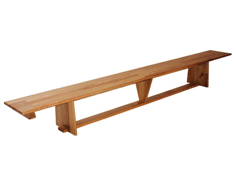 Švédska buková lavička 250 cm