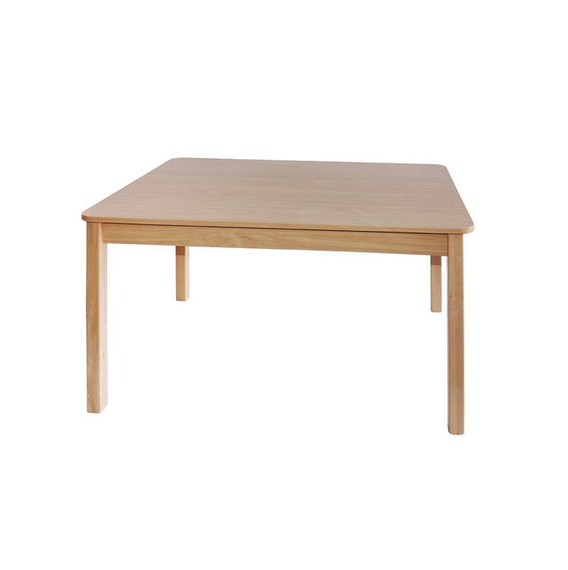 Stôl s masívnou podnožou 80x120 cm