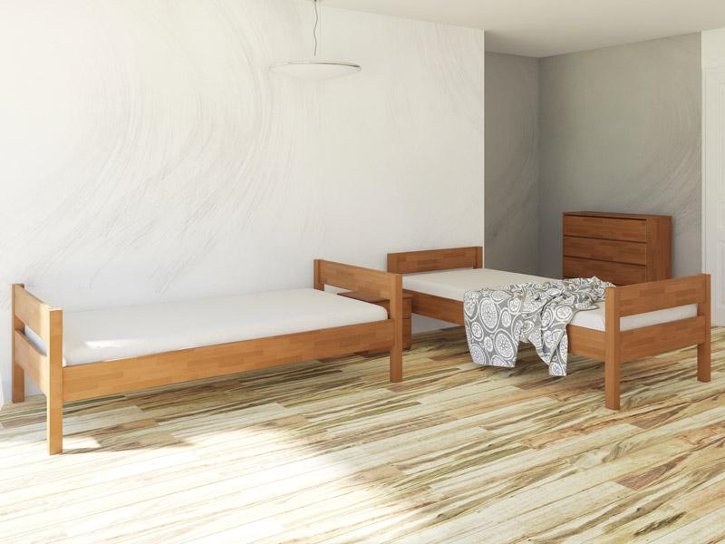 Poschodová posteľ Saša